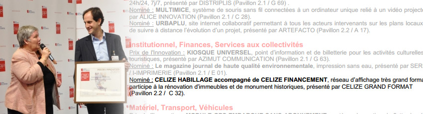 nomination-prix-innovation-smcl-2009