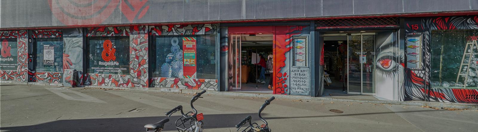 Rencontre avec le street-artist Max132