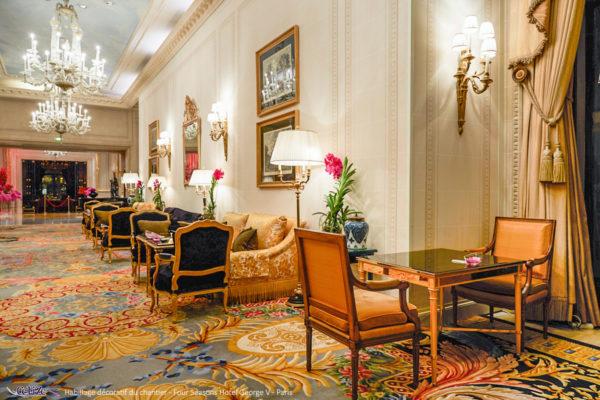 Habillage Décoratif Cloison Hotel Paris